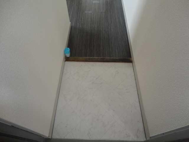 コーポパーシモン 405号室の玄関