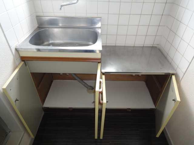 コーポパーシモン 405号室のキッチン