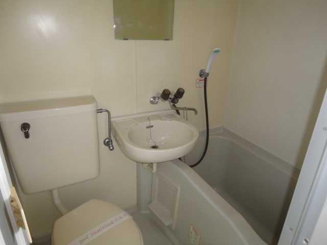 コーポパーシモン 405号室の洗面所