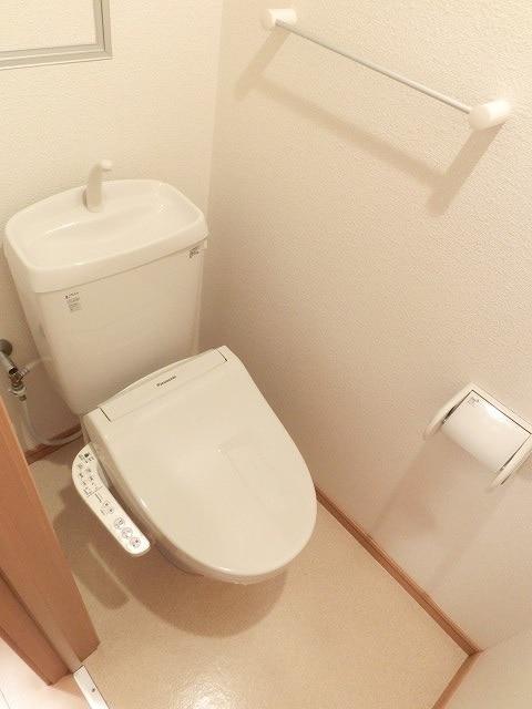 レジデンス ブロッコリーE棟 02030号室のトイレ