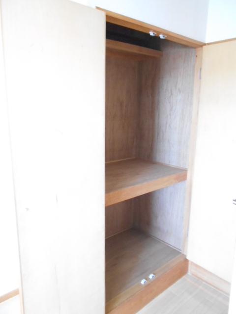 JMイケバ 601号室の収納