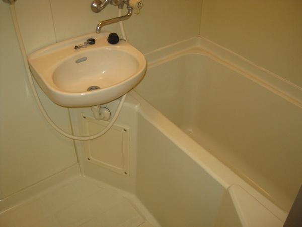 JMイケバ 601号室の風呂