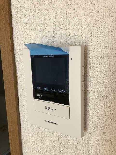 レイ ヒルズ 01010号室のセキュリティ