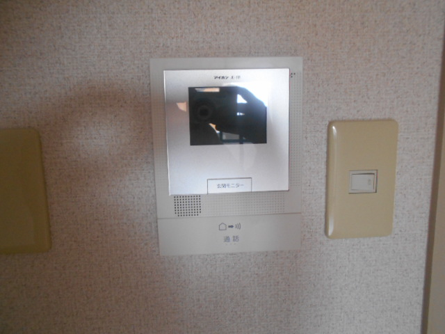 ハイツ金山 607号室のセキュリティ