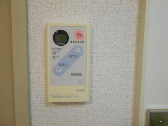 ハイツ金山 607号室の設備