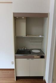 ベルトピア武蔵浦和 101号室のキッチン