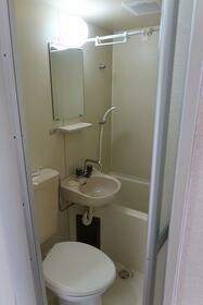 ベルトピア武蔵浦和 101号室の風呂