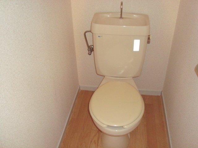 エスポアハイム 00205号室の洗面所