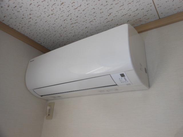 フラット若田 203号室の設備