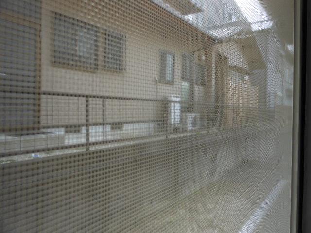 フラット若田 203号室の景色
