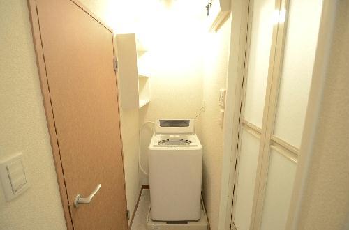 レオパレスフレンズ 203号室の風呂