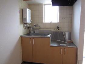 fメゾン堀田 201号室のキッチン