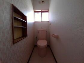 シェアハウス シルク福原のトイレ