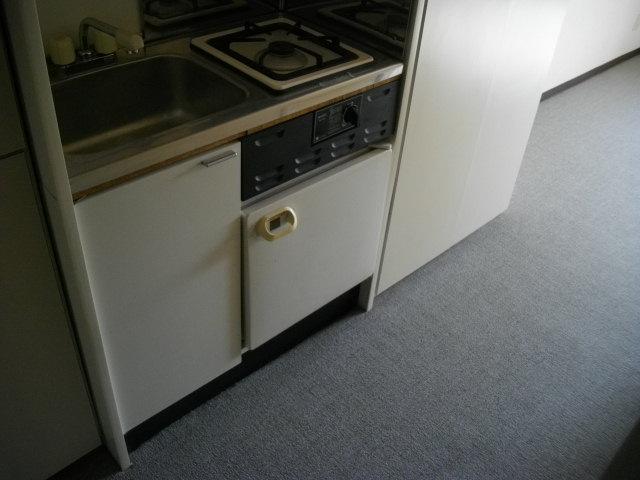 朝日プラザ名古屋ターミナルスクエア 209号室のキッチン