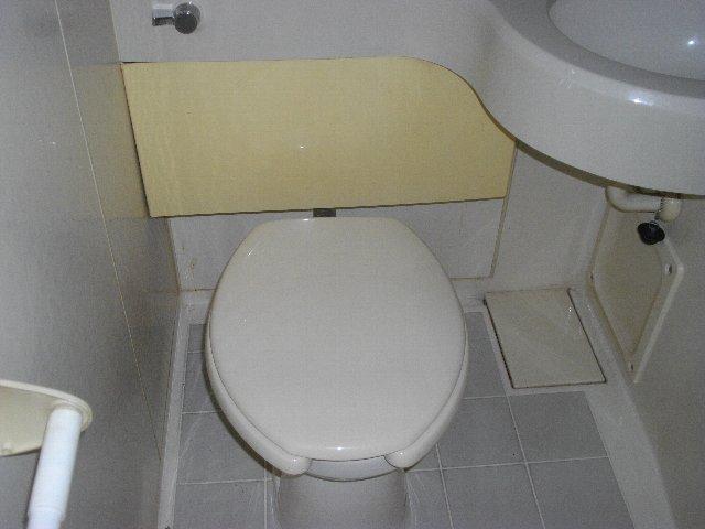 朝日プラザ名古屋ターミナルスクエア 209号室のトイレ