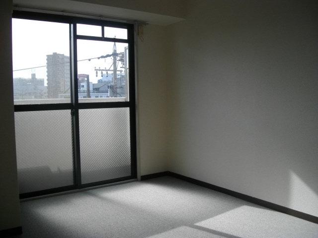 朝日プラザ名古屋ターミナルスクエア 209号室のベッドルーム