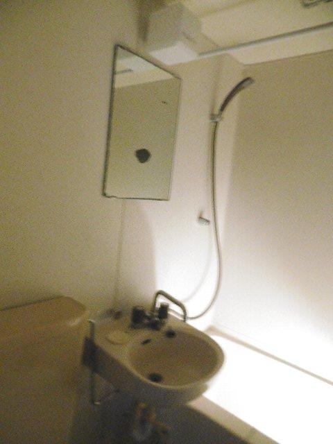 ラ・ヴィクレールⅠ 102号室の洗面所