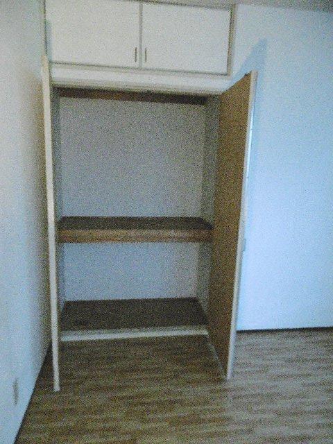 ラ・ヴィクレールⅠ 102号室の収納