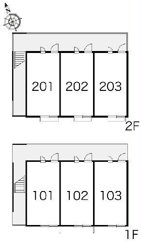 レオパレスASHBERRY 101号室のその他