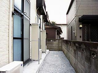 レオパレスASHBERRY 101号室のバルコニー