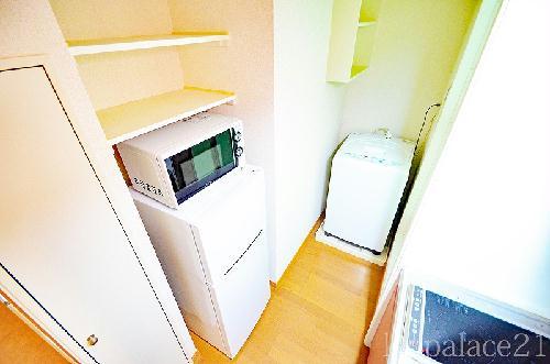 レオパレスASHBERRY 101号室の設備