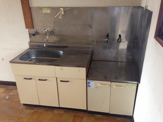 メゾン金子 202号室のキッチン