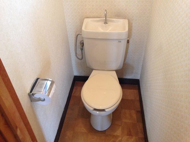 メゾン金子 202号室のトイレ
