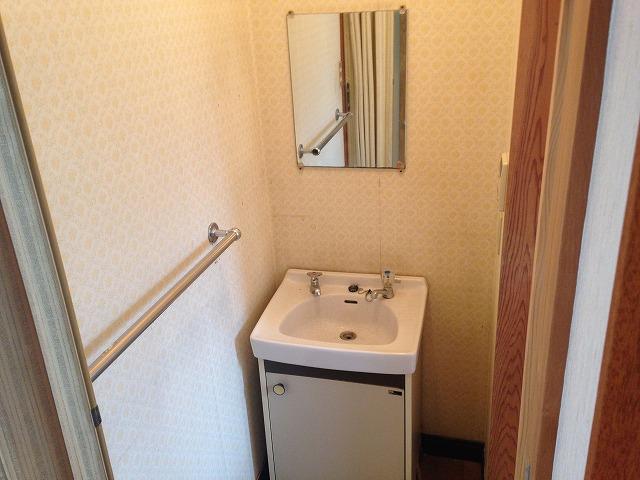 メゾン金子 202号室の洗面所