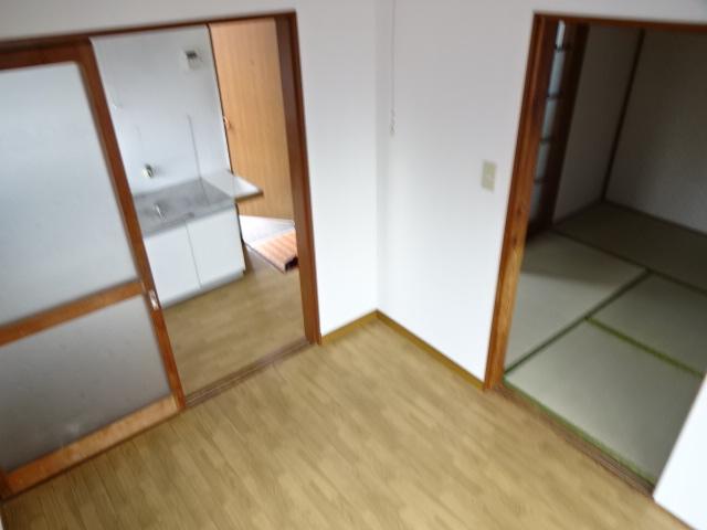 コスモハイツ 202号室のセキュリティ