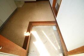 ヴィラ早野 108号室の玄関