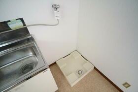 ヴィラ早野 108号室の風呂