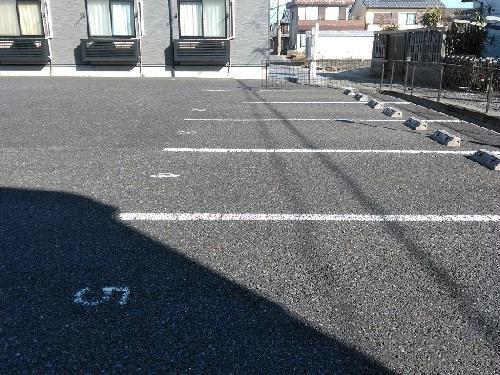 レオパレス鈴鹿マリン 209号室の洗面所