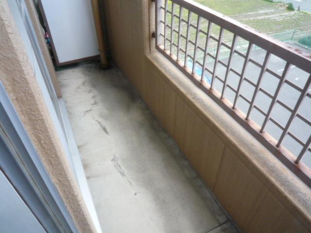 ファインマンションⅠ 303号室のバルコニー