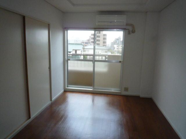 ファインマンションⅠ 303号室のベッドルーム