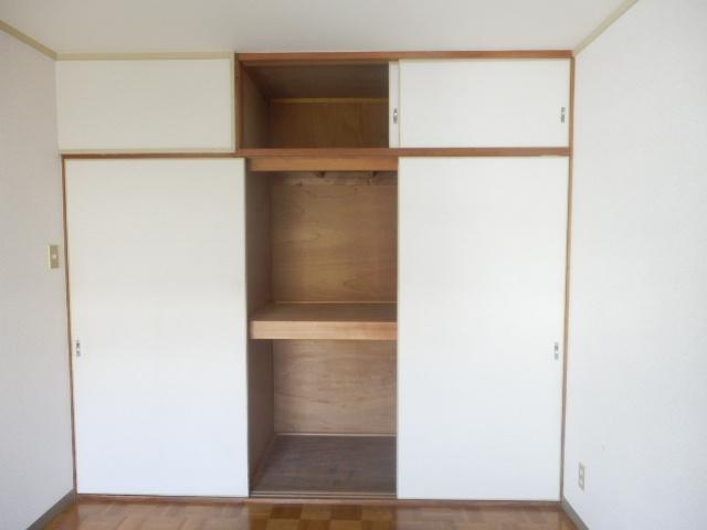 パークマンション 302号室の収納