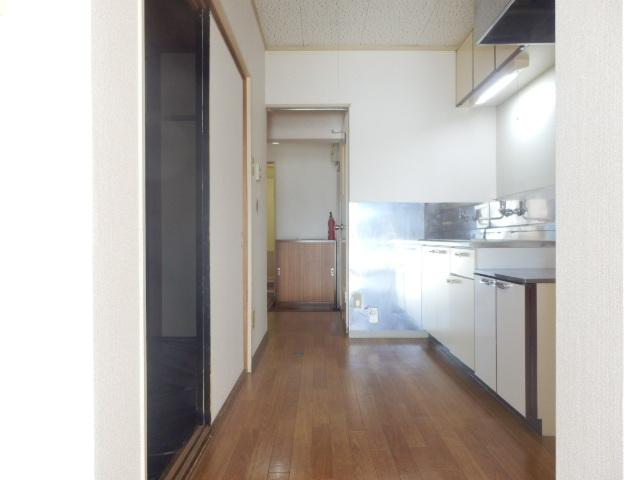 パークマンション 302号室のキッチン