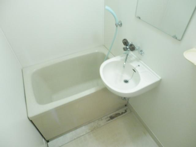パークマンション 302号室の風呂