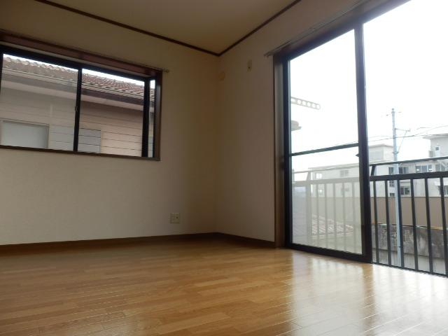 サニープレイス曳馬 201号室のキッチン
