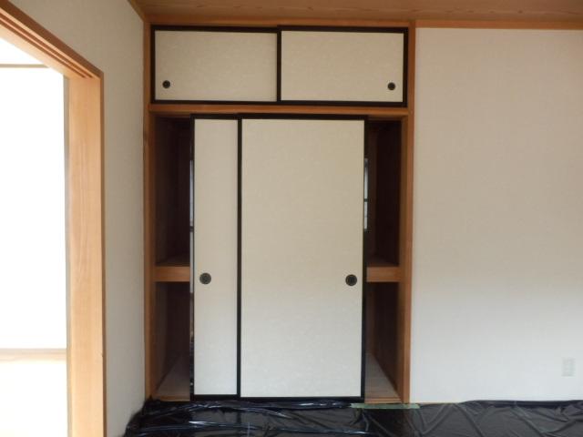 サニープレイス曳馬 201号室の玄関