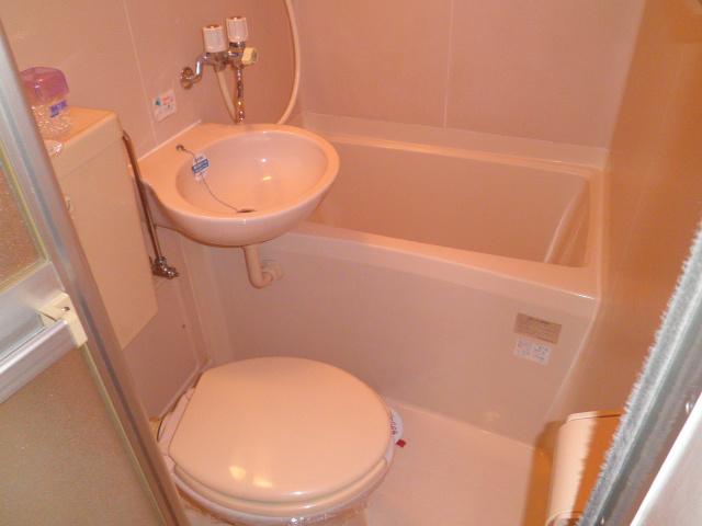 助信モンドEAST 105号室の風呂