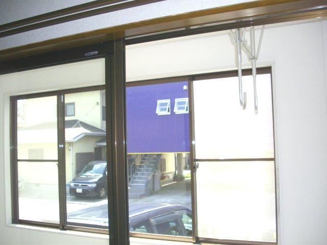 フォーラム丸塚 Ⅱ 103号室の景色