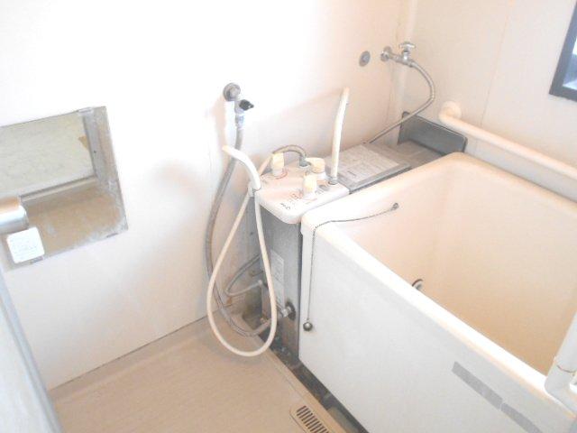 田園 102号室の風呂