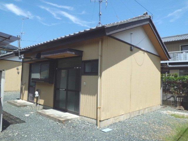 丸塚町借家の外観
