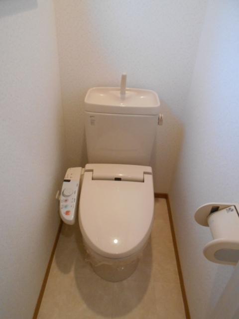 ライフパーク竜洋のトイレ