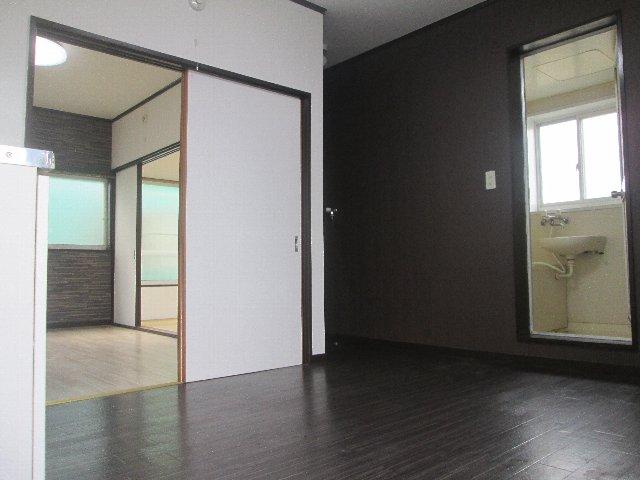 ボグナーハウス 1号室の居室