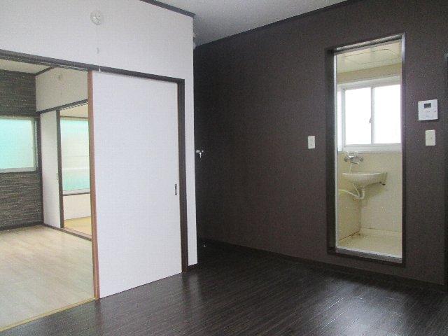 ボグナーハウス 1号室の風呂