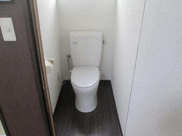 ボグナーハウス 1号室のトイレ