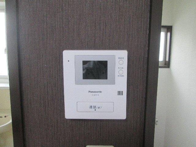 ボグナーハウス 1号室のセキュリティ