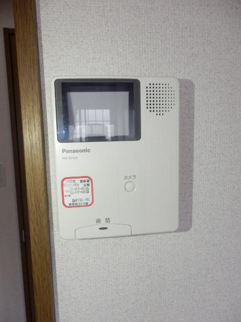 ハイステージ新橋 B 201号室のセキュリティ