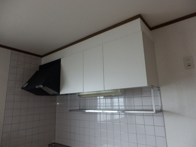 ハイステージ新橋 B 201号室のキッチン